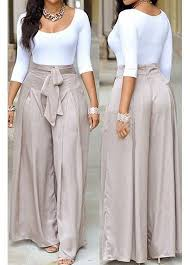 fashion womens jumpsuits loose jumpsuit mid waist lace stitching collar butterfly