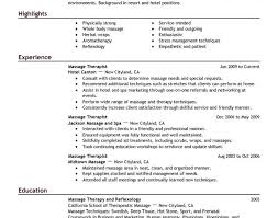 resume : How To List Nanny On Resume Beautiful Massage Therapy Resume List  Nanny Resume Massage Therapist Resume Livecareer Striking Objective For  Massage ...