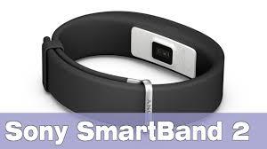 Обзор <b>Sony SmartBand 2</b> - YouTube