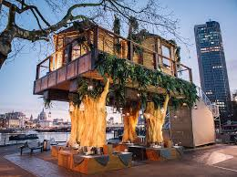 North East Hotel To Launch Treehouse Accommodation  Hospitality Treehouse Accommodation