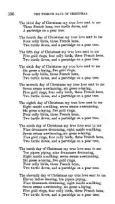 The 12 Days of Christmas: the story behind the holiday's most ...