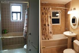 Small Picture Beautiful Small Bathrooms Before And After Remodel Pictures S In
