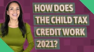 Parents with newborns can get the child tax credit payments that start next week. How Does The Child Tax Credit Work 2021 Youtube
