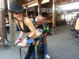 Working as a Shot Girl at Sturgis 2013 wonderhussy