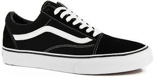 vans shoes black and white. vans-old-skool-skate-shoes-black-white vans shoes black and white