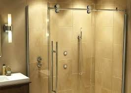 glass shower doors for tub tub shower enclosures tub and shower doors in island one piece