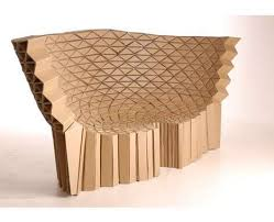 cardboard furniture design. 16 clever cardboard chairs furniture design