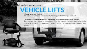 Wheelchair Lifts Platform Lifts For Vans - Exterior wheelchair lifts
