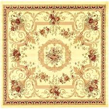 square rugs 8x8