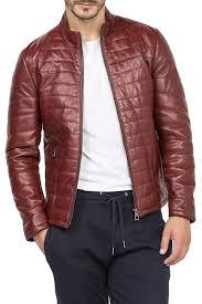 <b>Кожаная куртка JIMMY SANDERS</b> арт ...