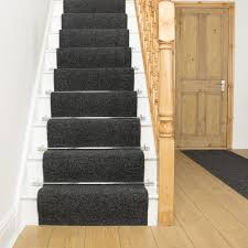 carpet runners for stairs. mega black stair carpet runner runners for stairs
