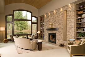 Of Painted Living Room Walls Eldorado Stone Accent Wall Alderwood Stacked Stonewould Love