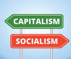 الاشتراكية والرأسمالية .....