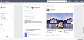 real estate ad facebook ads for real estate creating a buyer lead campaign