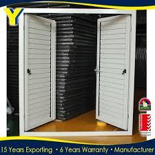 Aluminum Louver Doorplantation Shuttersexterior Aluminium Louver Aluminum Louvered Exterior Doors