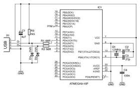ppm2usb r c ppm to usb joystick adapter the schematics of the ppm2usb adapter