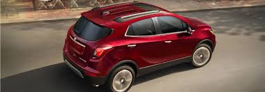What Colors Does The 2019 Buick Encore Come In
