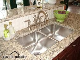 Griffin Undermount Kitchen Sinks Are Stylish And ExtradurableHow To Install Undermount Kitchen Sink