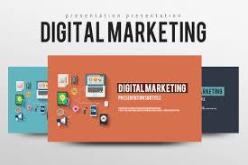 Digital Marketing Ppt Template