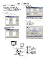 manual tv lcd da lg rt 15la70 14 edid adjustment windows edid v1 0 user manual