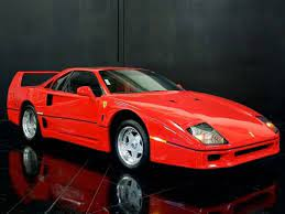 The sbc is mated to a 5 speed manual transmission with performance spec clutch using v8 archie adapter kit. This Is Why You Should Buy This 13 000 Ferrari F40 Carbuzz
