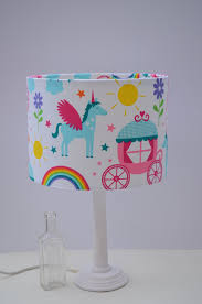 Unicorn Décor Unicorn Unicorn Lamp Shade Girls Bedroom Nursery
