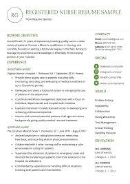 Resume Executive Summaries Nursing Resume Sample Writing Guide Genius How To Write Good