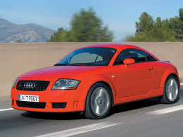Car Picker - red audi Coupe
