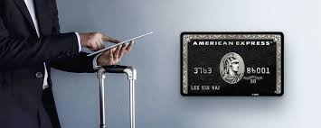 The Ultimate Guide To The American Express Centurion Card
