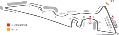 2020 F1 Usgp Ticket Packages Turn 1