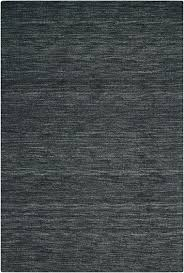textured area rug grand suite ottoman hand woven charcoal solid color rugs large stain resistant charc