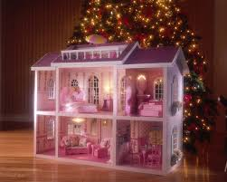 see the evolution of the barbie dreamhouse