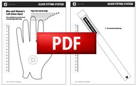 Golf Glove Fitting Guide Footjoy