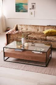 it minimalist mid century modern coffee table