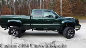 Custom 2004 Chevy Silverado 4x4 -Lifted/Loaded - YouTube