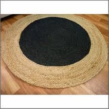 8 ft round sisal rug