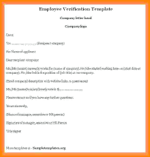 11 Employee Income Verification Letter Notice Paper