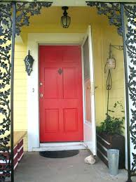exterior door paint how to paint a metal front door awesome painting a metal front door
