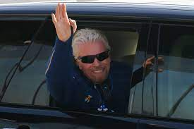 Billionaire Richard Branson buys stake ...