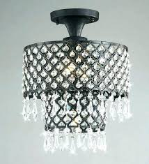 flush mount crystal chandeliers square ceiling light fixtures chandelier home depot canada crys