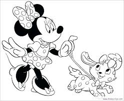 Mickey Mouse Clubhouse Colouring Printable Coloring Pages Goofy To