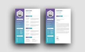 Modern Sleek Resume Templates Zeus Modern Professional Resume Template