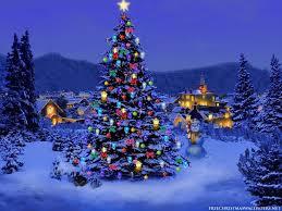 Desktop Christmas Lights 3d Moving Wallpaper Desktop Wallpapers Christmas Tree