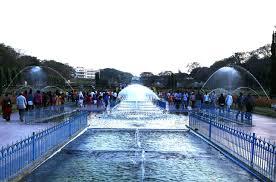 Small Picture Krishnaraja Sagar Dam and the beautiful Brindavan Gardens mos