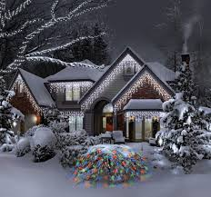 Ice Icicle Lights 200 Ice White Led Icicle Chasing Lights Outdoor Indoor