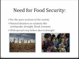 food security in   4 how drought affects food security