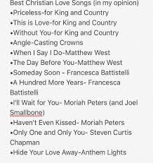 best 25 christian wedding songs ideas on pinterest christian Christian Wedding Ceremony Worship Songs my favorites christian love songs for king and country, moriah peters, casting crowns Praise and Worship