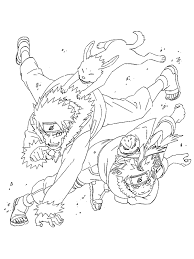 25 Picture Free Printable Naruto Coloring Pages Coloring Pages For