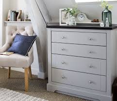 bedroom furniture. Heart Of House Westbury 4 Drawer Chest. Bedroom Furniture
