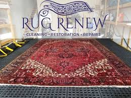 quick how we hand wash oriental rugs at rug renew spring valley